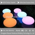 Baratos cor mudança levou bola/granel coloridas bolas de plástico
