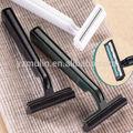 Navaja de afeitar/desechables de lujo doble borde de seguridad estrellas hotel kit de afeitado