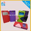 Funda Folio con Ventana para Digicel DL800 Accesorios para teléfono móvil Fabricados en China