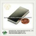 ネオジム磁石グレードN52ブロック2*1*3/8インチ