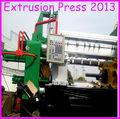 maquinaria automática de aluminio de extrusión de línea