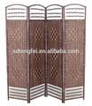 porcelana decorativa artesanal de deslizamento portas sanfonadas tela divisor de quarto de hotel e casa