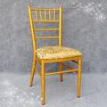 Chiavari silla de la boda con asiento fijo ycf-a18 cojines