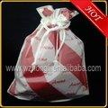 Caliente precio de fábrica bolsa de plástico, baratos cordón mochila, polietileno de baja densidad/cpe de plástico bolso de lazo