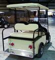 vehículo eléctrico para 4 pasajeros con la energía solar