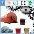 Línea de producción de energía de reciclaje uso caliente de la venta, la industria del aceite combustible de reciclaje de residu
