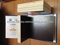 Calidad de la película marrón madera GIGA-High cara para hormigón