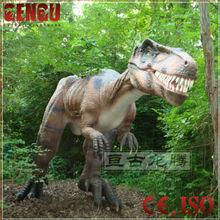 dinosaurio simulación muestra de dinosaurios