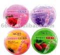 Libre- acetona de esmalte de uñas removedor pastillas