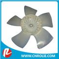 16361-75030, de alta calidad toyota hiace van 2005 mini bus de piezas de automóviles del radiador de enfriamiento del ventilador