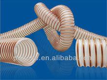 flexible de alambre de acero reforzado de la manguera