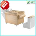 moderna cadeira de shampoo