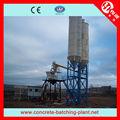 HZS25 25m3 / h Usado betão planta Mistura Usina de Concreto