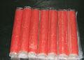 congelados de imitación palitos de cangrejo
