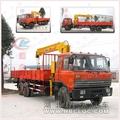 Camión con grúa toneladas 3 20 toneladas, montados en camiones grúa
