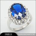 el mejor precio anillos de color azul zafiro anillo de piedra azul anillos de diamantes