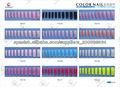 14# salon uñas artificiales de color diferentes