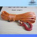 corda sintética do winch