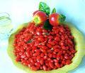 Venta al por mayor de alta calidad de Wolfberry / Lycium Barbarum / Goji Berry / bayas, las bayas de Goji Goji Berry a granel al