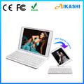 la mejor calidad durable universal inalámbrico de teclado para tablet pc