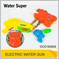 Agua caliente eléctrica con la pistola de sonidos& light+backpack& pequeñas de agua de plástico nuevo pistolas de juguetes de