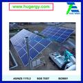 Sistema de montaje de tierra Aluminio 18KW