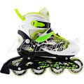 Promoção da boa qualidade da roda do plutônio inline& quad skate boot 2 1 em
