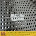 Perforado de malla metálica