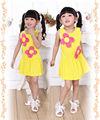 la muestra libre de vestidos de fiesta 8 años niña ropa de danza para niños de corta hinchada vestidos
