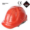 la construcción de seguridad casco casco de seguridad de estilo europeo