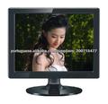 1024 * 768 TFT de 15 polegadas pequenos monitores LCD