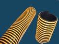 Résistance à la traction et résistant à la déchirure tuyau d'aspiration grain