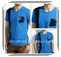 Camiseta de impresión de máquinas para la venta/t camisa de fabricación/de camisetas baratas