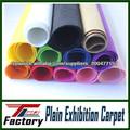 no tejida espectáculo de colores de la alfombra