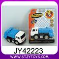 Los niños de juguete de plástico de fricción de compensación de la construcción de camiones