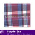 hilado teñido de tela inglés rejilla de tela para las camisas