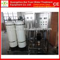 1t/h industrial osmose reversa sistema de tratamento de água ro filtro