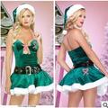 vestido de princesa traje de navidad