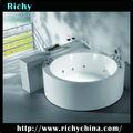 bañera de plástico transparente para adultos