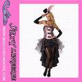 ML5344 Nuevos artículos Gorgeous Burlesque Disfraz Sexy Mujeres disfraces