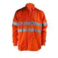 100% de insectos de algodón ropa de protección para la minería del carbón ropa de trabajo