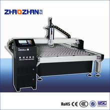 Zhaozhan cncut- n cnc de alta definición de plasma de corte de la máquina