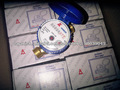 Solo-jet medidor de agua