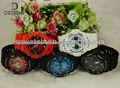 Gh-814 2013 moda conceptos creativos de cuarzo reloj de bolsillo reloj del deporte !