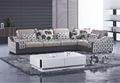 L forma sofá