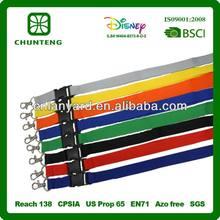 2014 alta calidad& baratos en blanco cordón de poliéster