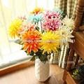 arreglar las flores florero artificial