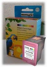 Nuevo compatible 121 cc644he cartucho de tinta121 cc643he cartucho de inyección de tinta reciclados 121xl del cartucho de