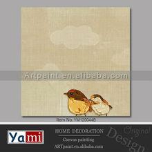 Pintura abstracta moderna pintura al óleo
