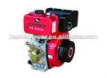 4.2hp 4 tiempos un cilíndrico motor diesel refrigerado por aire